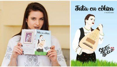 """Stela Botez lansează etnoromanul ,,Fata cu cobza"""" – o carte de dragoste și folclor în literatura autohtonă"""