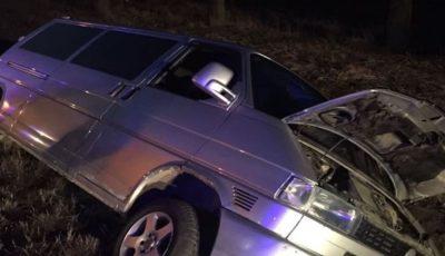 Lângă Țambula, o șoferiță însărcinată în 7 luni ar fi adormit la volan