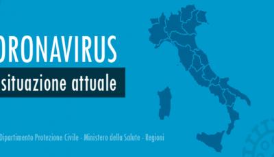 Ultimul bilanț despre Covid-19, în Italia: 400 de cazuri. Repartiția pe regiuni