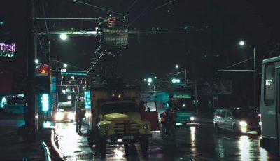 Fire electrice, rupte pe viaduct. Troleibuzele sunt redirecționate