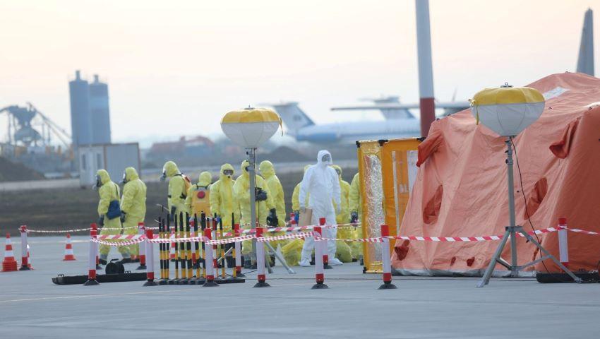 Cum a fost amenajat avionul militar cu care au fost aduşi acasă românii din Japonia