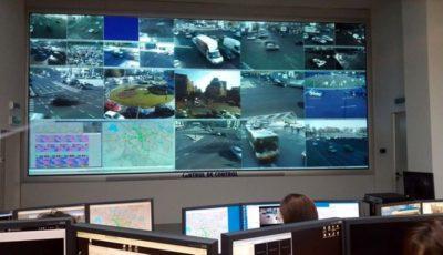 Sistemul de supraveghere video a traficului rutier va fi renovat și dezvoltat conform unui nou concept