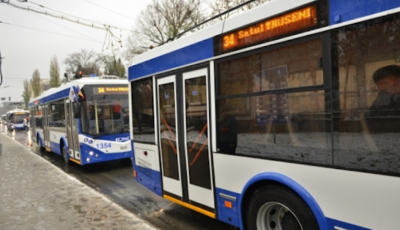 Chișinăuienii ar putea avea un bilet unic de călătorie în transportul public urban