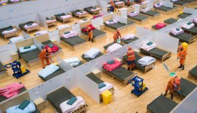 Spitalele din Wuhan sunt aproape goale, în ciuda epidemiei de coronavirus