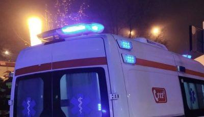 O mamă s-a răsturnat cu mașina la Fălești. Fetița sa, de 5 ani, s-a stins