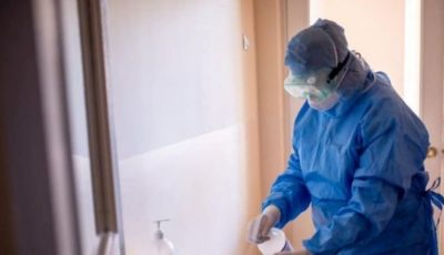 Un pacient cu Covid-19 a fugit dintr-un spital din Capitală