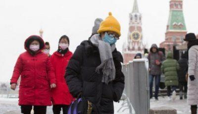 Rusia își închide granițele începând de luni, 30 martie