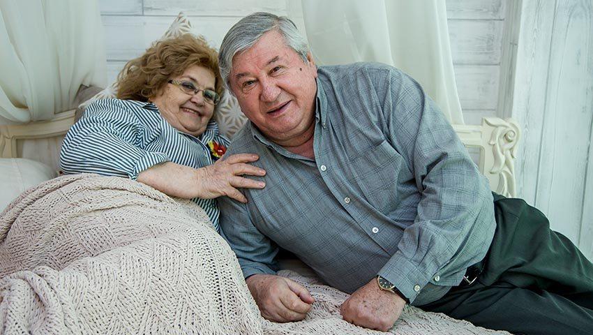 Foto: Tudor și Zinaida Țărnă, despre cum Nu trebuie să te joci cu dragostea