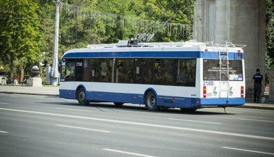 Transportul public din Chișinău și Bălți va circula fără taxatori