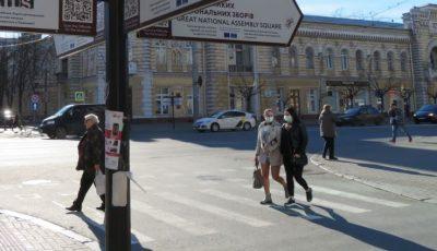 Stare de urgență. 36 de locuitori ai municipiului Chișinău au primit amenzi