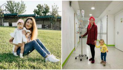 O tânără mamă luptă cu cancerul. Să o ajutăm împreună!