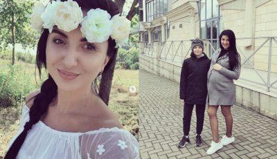 Svetlana Sainsus a devenit mămică pentru a doua oară!