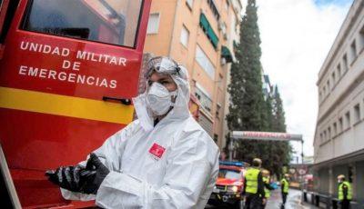 Un moldovean diagnosticat cu Covid-19 a murit în Spania