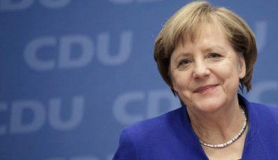 Germania. Angela Merkel a intrat în carantină