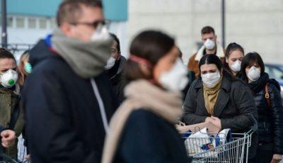 Covid-19: Italia pune în carantină 16 milioane de oameni