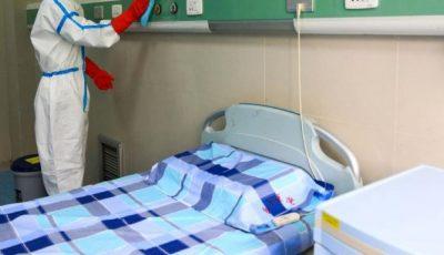 Un bărbat din Glodeni, suspect de coronavirus, internat forțat în spital cu intervenția poliției