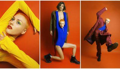 """,,Panic Attack"""", colecția vestimentară inedită a unui brand autohton"""