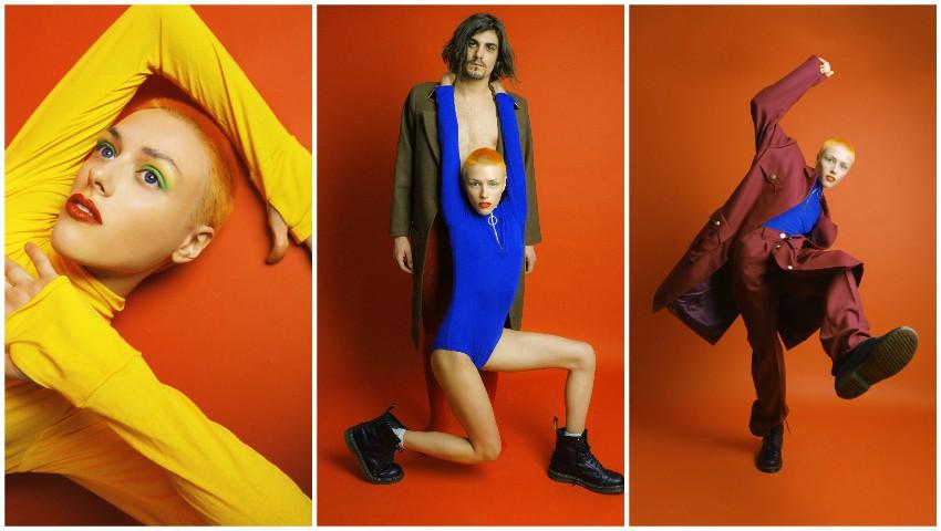 """Foto: ,,Panic Attack"""", colecția vestimentară inedită a unui brand autohton"""