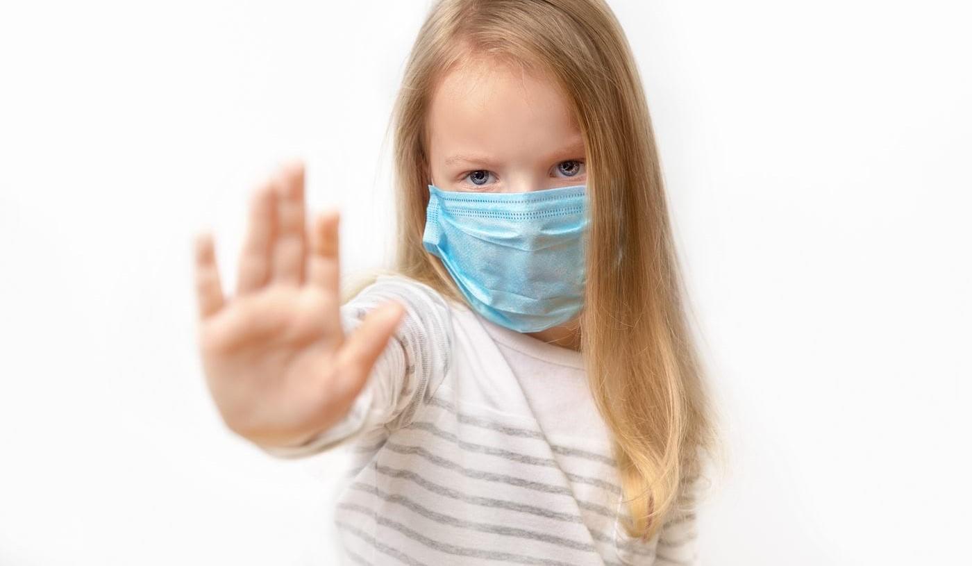 Foto: Cum se manifestă coronavirusul la copii