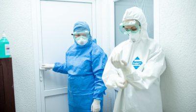 Elveția și PNUD oferă echipamente de protecție pentru cadrele medicale din Moldova
