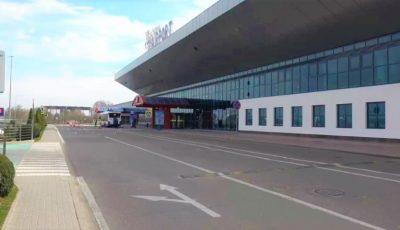 Aeroportul Internațional Chișinău s-a închis. Toate zborurile sunt anulate