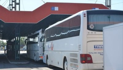 Un autocar cu moldoveni din Italia, plasat în carantină la Oradea