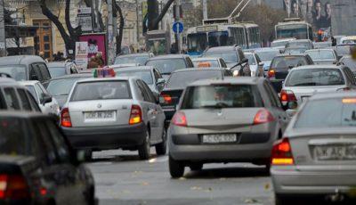 Atenție, șoferi! Cinci străzi din Capitală, unde parcarea a fost interzisă