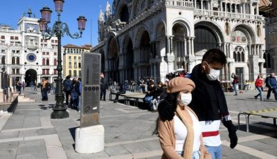 Italia închide mall-urile, restaurantele, barurile, cluburile, magazinele cu excepția celor alimentare și a farmaciilor