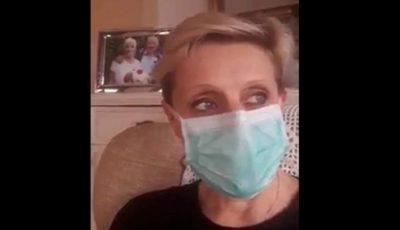 """O italiancă al cărei tată a murit de coronavirus, mesaj disperat: """"Staţi acasă! Înţelegeţi că muriţi!"""""""