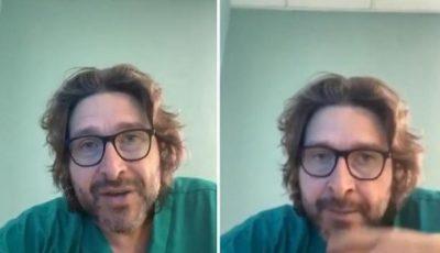 Medic reanimatolog din Italia: Sistemul medical e la un pas de colaps. Nu mai sunt locuri în spitale