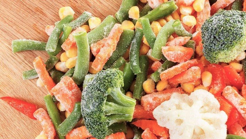 Foto: Adevărul despre legumele congelate din supermarket. Sunt sau nu sănătoase?