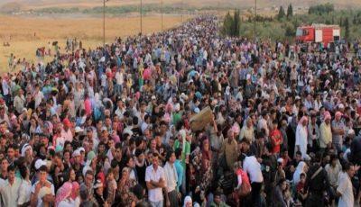 Sute de mii de migranți vin spre Europa. Turcia a deschis porțile pentru sirieni, afgani şi irakieni