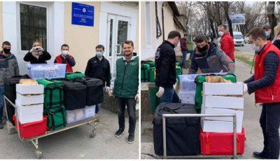 """Împreună vom reuși: Asociația MĂR livrează zilnic mese calde pentru angajații Spitalului de Boli Infecțioase ,,Toma Ciorbă"""""""
