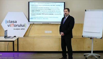 Lecții video pentru examenul național de absolvire la Limba Franceză, clasa a XII-a