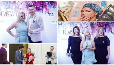 """,,Femeia, eternă poveste"""" – cea de-a 10 ediție marca Fashion VIP a premiat femeile de succes din țara noastră!"""