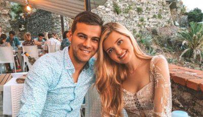 """Cristina Gheiceanu și soțul ei sărbătoresc 8 ani de relație: ,,A trebuit să amânăm totul. Am decis să stăm acasă"""""""