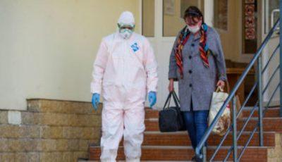 Șase pacienți vindecați de coronavirus, vor fi externați astăzi