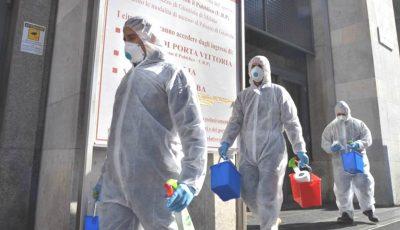 Mai puține decese în Italia. De două zile vârful epidemiei este ușor regresiv
