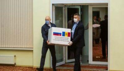 În țara noastră au sosit 10.000 de teste Covid-19 cu diagnosticare rapidă, livrate din Rusia