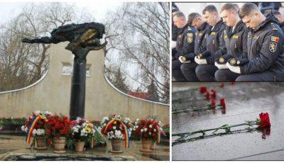 Astăzi, 2 martie, comemorăm eroii căzuți pe câmpurile de luptă, pentru apărarea valorilor și libertății Republicii Moldova