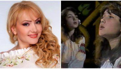 Adriana Ochișanu a lansat un film autobiografic. Poze din copilăria și adolescența artistei!