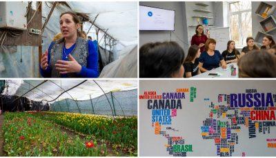 Femei care aduc schimbarea: Află istoriile de succes ale beneficiarelor proiectului Activități USAID Leader