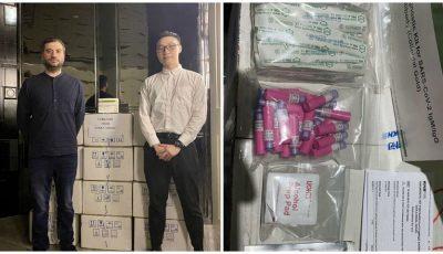 Un moldovean stabilit în China oferă țării noastre 1.000 de teste Covid-19 cu diagnosticare precisă în 10 minute