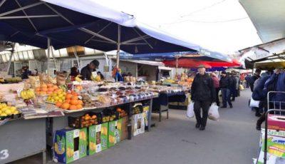 Primăria Chișinău vrea să modernizeze Piața Centrală, după modelul piețelor altor țări, cu pavilioane și hale separate