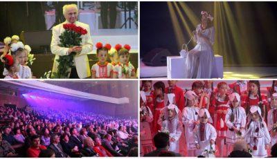 """La Chișinău a avut loc deschiderea celei de-a 54-a ediții a Festivalului Internațional de Muzică ,,Mărţişor"""""""