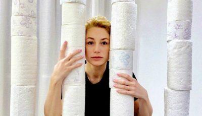 """Natalia Gordienko: ,,Quarantine prison. Eurovisionul se amână"""""""