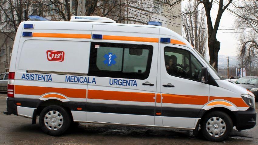 O femeie de 63 de ani cu semne de Covid-19, a decedat la spitalul din Edineț