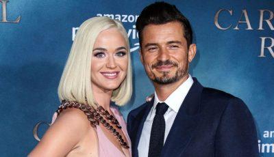 Katy Perry este însărcinată cu primul copil. Artista şi Orlando Bloom vor deveni părinţi