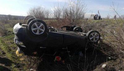 Accident cumplit la Edineț. O tânără de 19 ani a murit pe loc