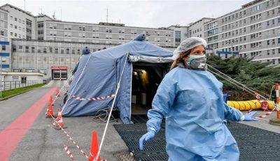 În doar o lună, Italia a înregistrat peste 53.000 de cazuri și peste 4.800 de decese din cauza Covid-19